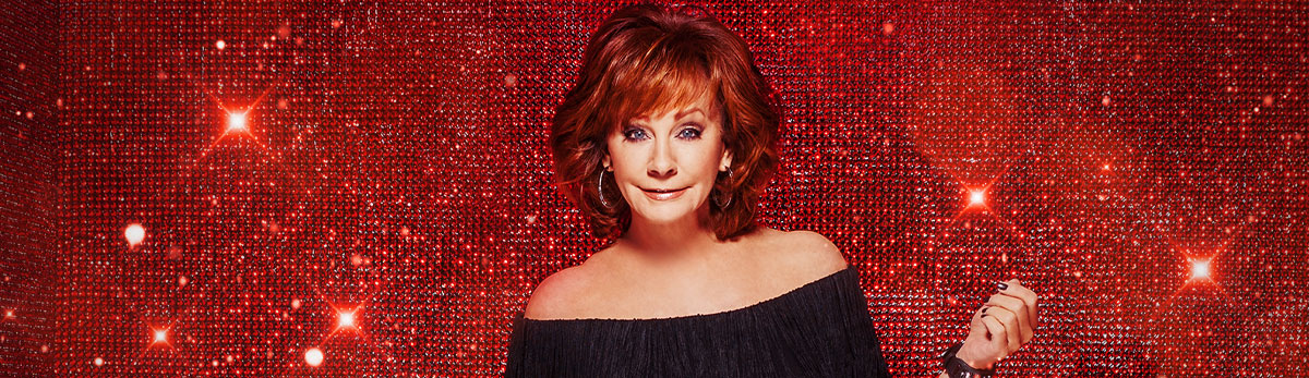 Reba McEntire - RESCHEDULED July 18th