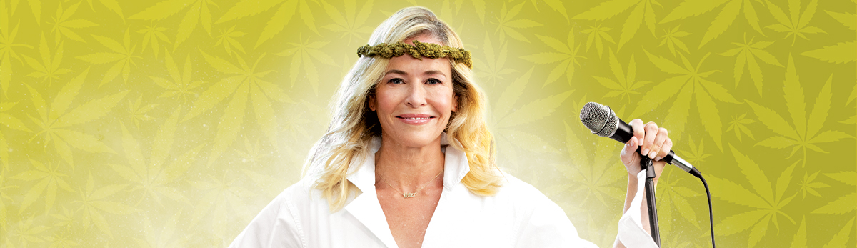 Chelsea Handler: Vaccinated and Horny Tour!